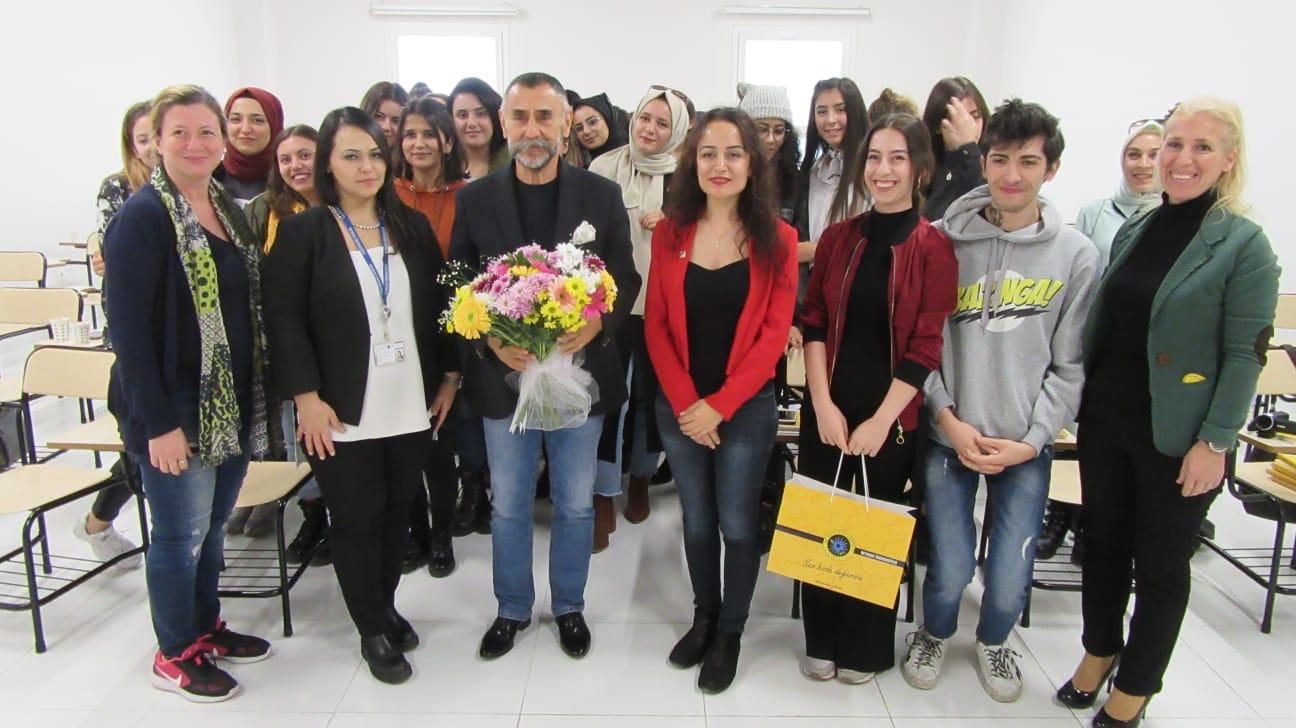 Aşkın Konferansı Beykent Üniversitesi Büyükçekmece Yerleşkesi Yeni Binada Gerçekleşti 1